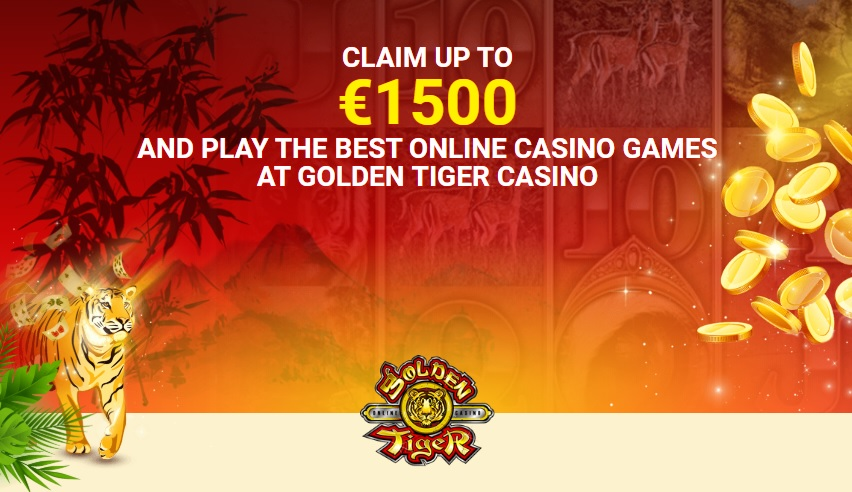 Golden Tiger Online Casino Free Bonus