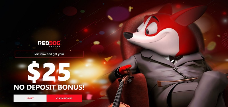 Red Dog Online Casino Review - Reviews on Red Dog Casino