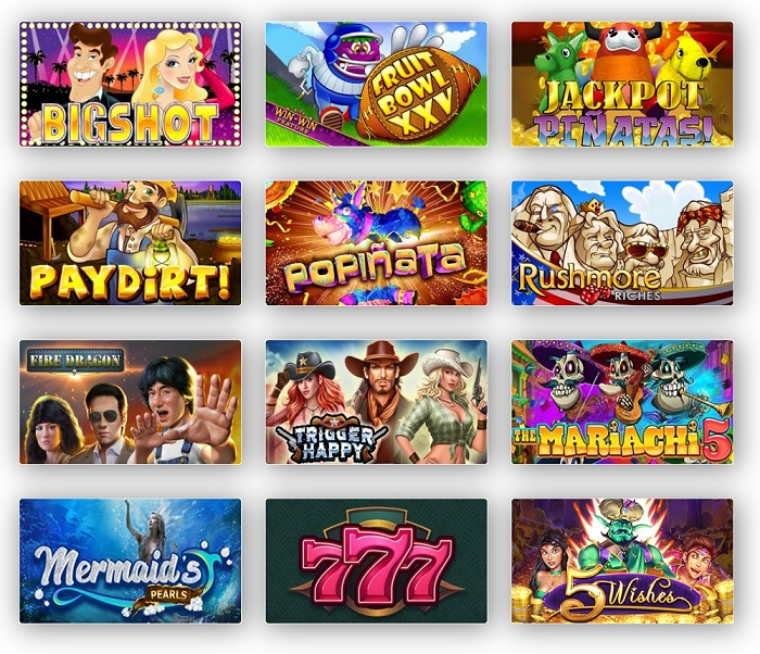 HOW to WIN at RED DOG CASINO SLOTS? Free online games no downloads!